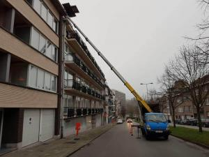monte-meuble Wauthier-Braine liftservice