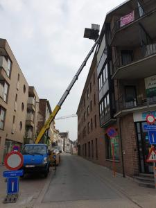 monte-meuble Uccle liftservice